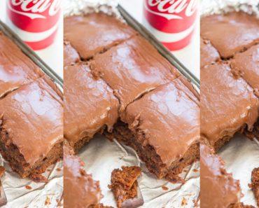 allcreated - coca cola cake
