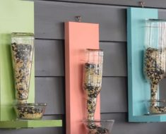 allcreated - diy bird feeder