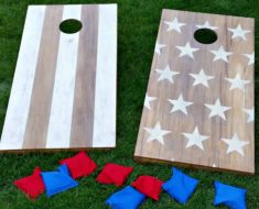 allcreated - diy cornhole boards