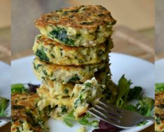 allcreated- salmon cakes