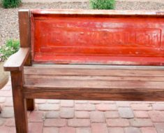 allcreated - truck tailgate bench