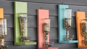 allcreated - diy bird feeder