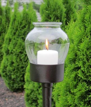 allcreated -diy garden lantern