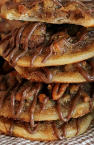 allcreated - pecan pie cookies