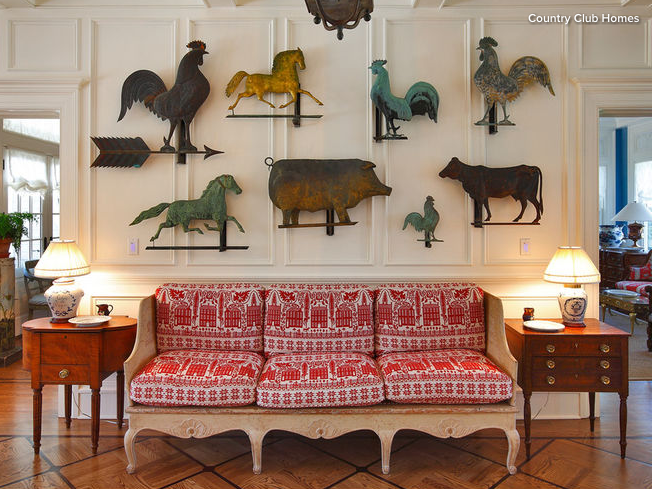 Get Your Juices Flowing With 12 Creative Ways To Display Collectibles _ all created