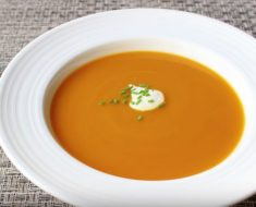 allcreated - butternut squash soup