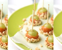 allcreated - caramel apple grapes