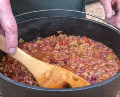 allcreated - cowboy chili