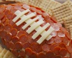 allcreated - football cheeseball