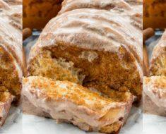allcreated - pumpkin pull apart loaf