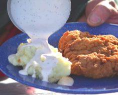 allcreated - white gravy
