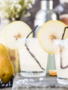 allcreated - pear coconut cocktail