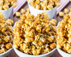 allcreated - caramel corn