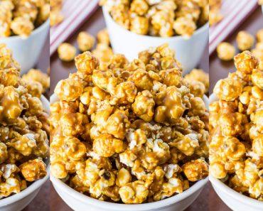 allcreated - caramel corn