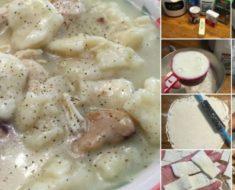 allcreated - cracker barrel chicken and dumplings