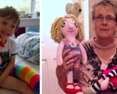 allcreated - crochet dolls