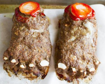 allcreated - halloween meatloaf