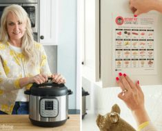 allcreated - instant pot cooking times