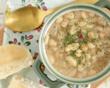 allcreated - navy bean soup