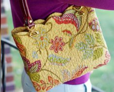 allcreated - placemat purse