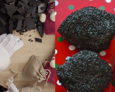 allcreated - christmas stocking candy coal
