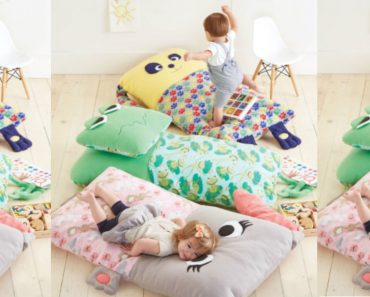 allcreated - children's floor pillow