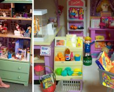 allcreated - diy doll house