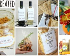 allcreated - diy hostess gifts