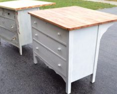 allcreated - diy kitchen island