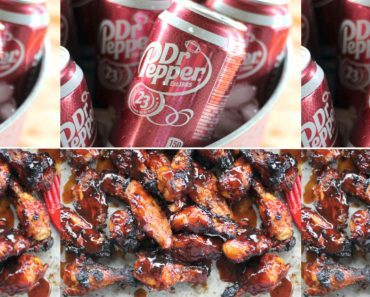 allcreated - dr pepper chicken wings