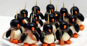 allcreated - mozzarella penguins