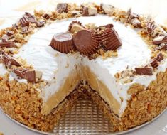 allcreated - peanut butter pie