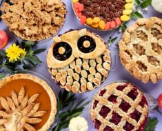 allcreated - pie crust art
