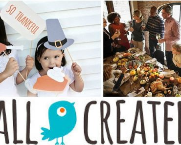 allcreated - thanksgiving activities