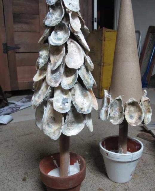 Diy Tabletop Christmas Tree