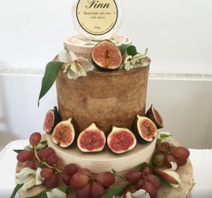 allcreated - cheese wedding cakes