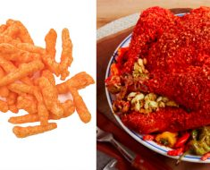 allcreated - cheetos turkey