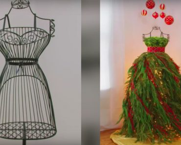 allcreated - dress christmas tree