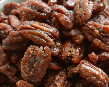 allcreated - instant pot candied pecans