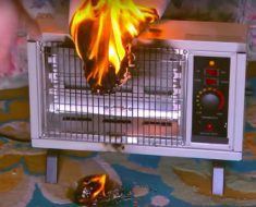 allcreated - space heater safety