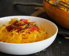 allcreated - spaghetti squash