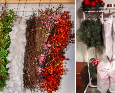 allcreated - wreath storage