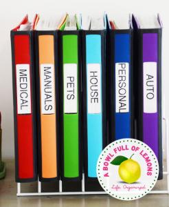 allcreated - organize household files
