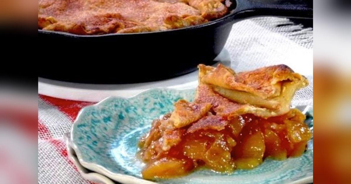 Test Kitchen Skillet Apple Pie