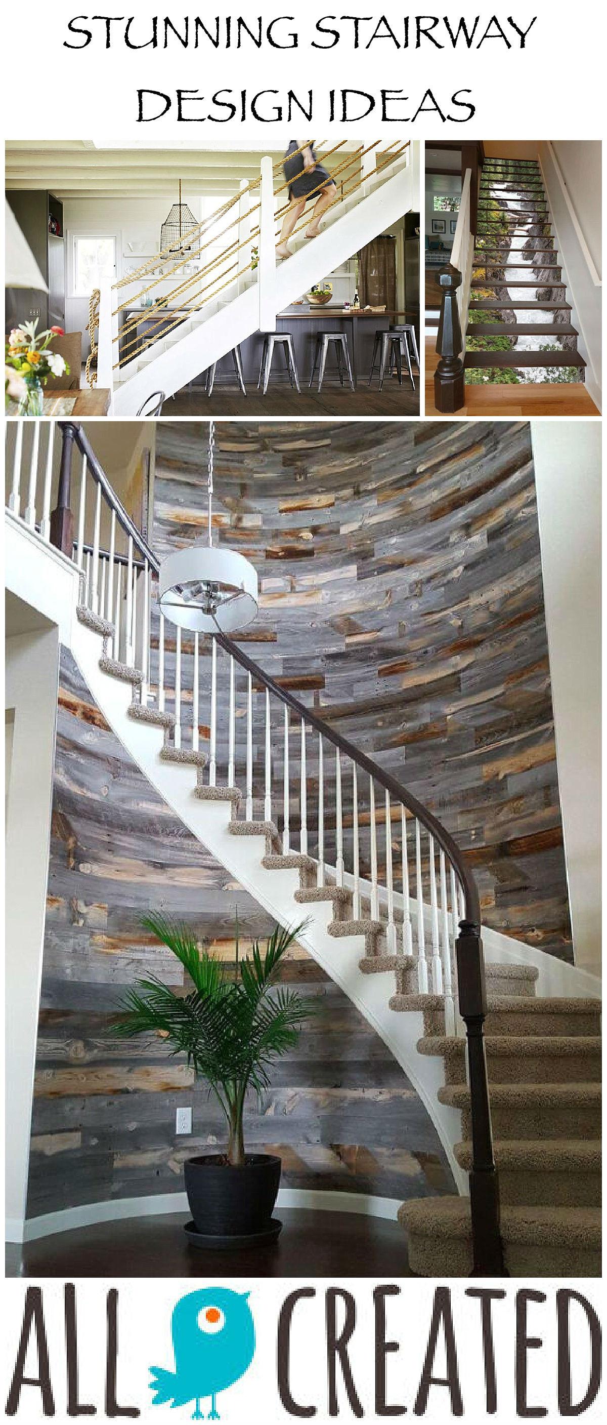 Allcreated   Stairway Design