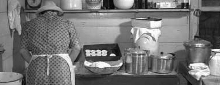 allcreated - vintage cooking tips