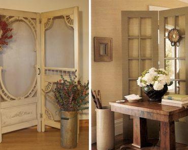 DIY Screen Door Ideas _ allcreated