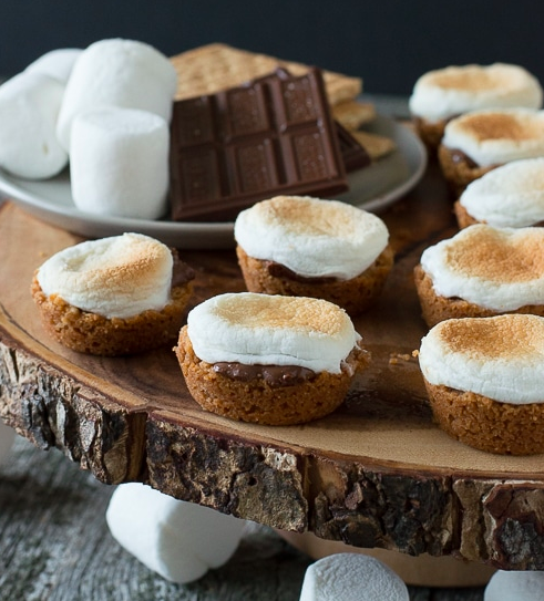 allcreated - s'mores hacks