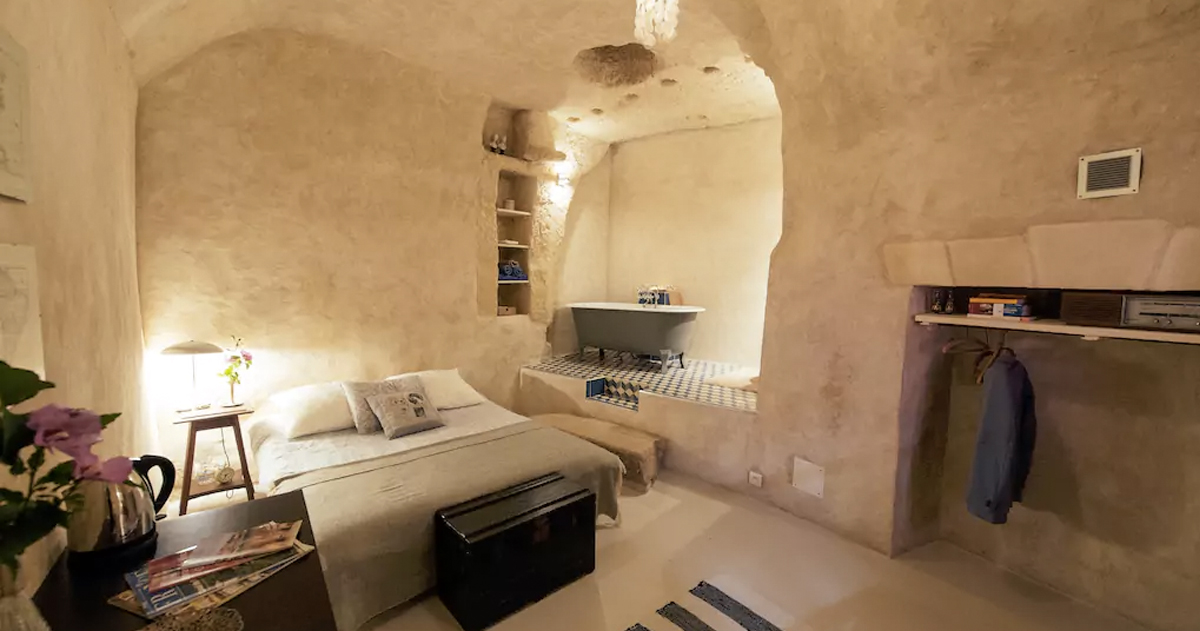 unusual airbnb homes next vacation _ airbnb _ Ambroise Cave _ allcreated