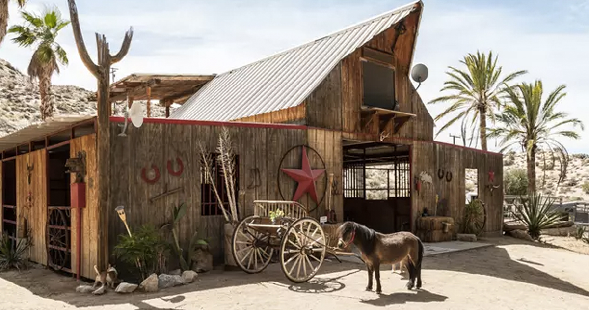 unusual airbnb homes next vacation _ airbnb _ california ranch _ allcreated